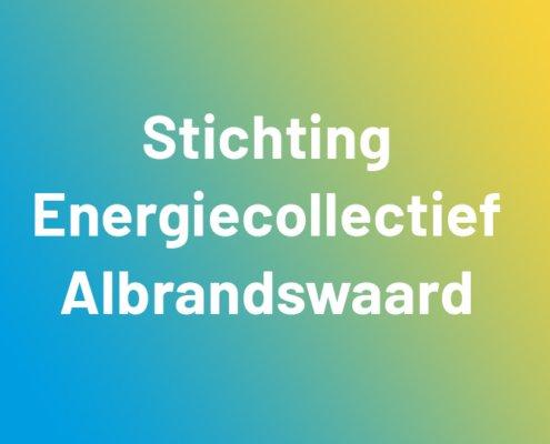 Ga naar de website van Stichting Energiecollectief Albrandswaard