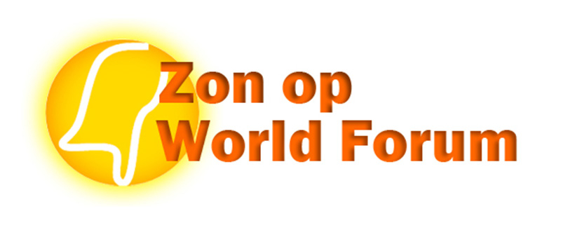 Ga naar de website Zon op World Forum