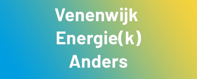 Ga naar de website van Venenwijk Energie(k) Anders