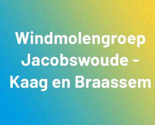 Ga naar de website van Windmolengroep Jacobswoude - Kaag en Braassem