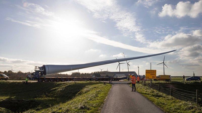 Windpark Blaakweg - Deltawind